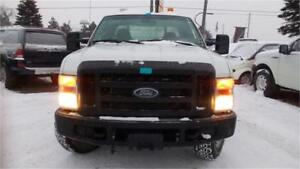 2009 Ford F250 Super Duty XL,4X4, 4 Door, Trailer package,Box
