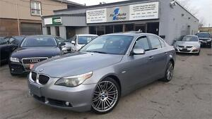 2007 BMW 5-Series 525I 19 INCH M-WHEELS