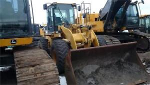 1997 CAT 928G Wheel Loader