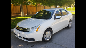2009 FORD FOCUS SE   AUTOMATIC   4 CYLINDER