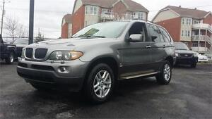BMW X5 3,0i XDrive 2005 / Cuir / Toit ouvrant / Pas cher !
