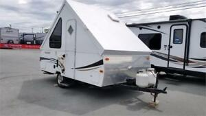 "2011 Flagstaff T12GS  ""HARD SIDE A-FRAME"""
