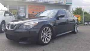 2007 BMW M5 - SMG Transmission, Upgraded Exhaust, Certified