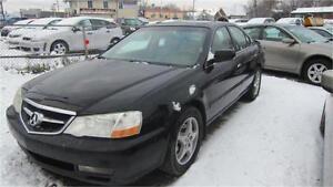 2003 Acura TL TL  TYPE S CUIR  TOIT FINANCEMENT MAISON