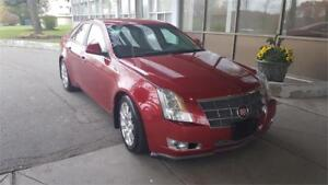 2009 Cadillac CTS AWD 6500.00 plus hst