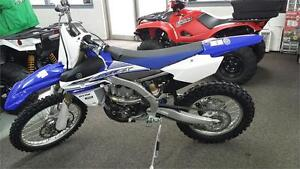 Save $1700:  2016 Yamaha YZ450FX