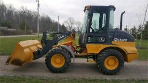 2008 John Deere 244J Wheel Loader