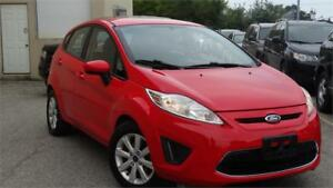 2012 Ford Fiesta SE WITH SAFETY