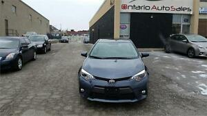 2016 Toyota Corolla LE W/SUNROOF AND BACK UP CAMERA!!!