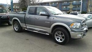 2010 Dodge Ram 1500 Laramie 4 DOOR 4X4