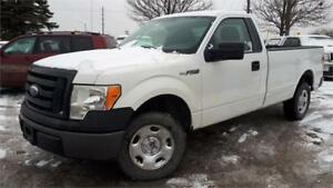2009 ford F150 XL, 8 Foot Long Box, Tow package! 142000km!