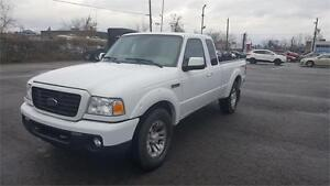 2009 Ford Ranger Sport 4x4 Automatic