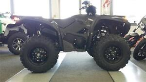 Black Friday Sale:  2017 Yamaha Grizzly 700 EPS Special Edition Regina Regina Area image 1