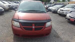 2005  DODGE GRAND CARAVAN STOW & GO WITH SAFETY & WARRANTY