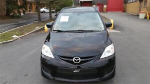 2009 Mazda Mazda5 GS TEL: 514 249 4707