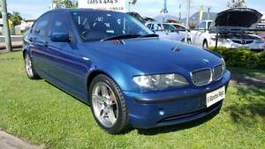 Prestige and Style - 2002 BMW 318i Executive Sedan - 3 Year Wty Westcourt Cairns City Preview
