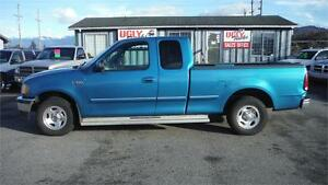 1998 Ford F-150 Series 2WD