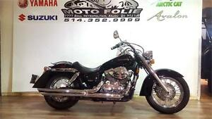 honda shadow aero 750 2004