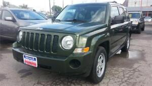 2009 Jeep Patriot North, AUTO, S-ROOF, ONE OWNER, ACCIDENT FREE