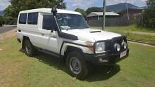 PRICE DROP!!!  2008 Toyota LandCruiser V8 T/ Diesel TROOPCARRIER Westcourt Cairns City Preview
