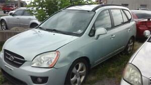2008 Kia Rondo EX w/3rd Row as.is deal in welland 967 Niagara st