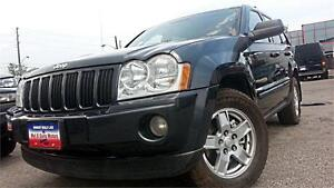 2007 Jeep Grand Cherokee Laredo TRAIL RATED, DIESEL, LEATHER