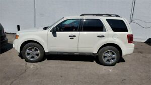 2010 Ford Escape XLT 132100kms