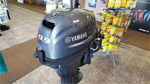 Yamaha 9.9hp Outboard Four Stroke - New