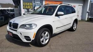 2012 BMW X5 35i Xdrive - Loaded, No Accidents, Safety Certified