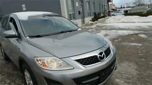 2012 Mazda CX-9 7,PASSENGER US VEHICLE IN MILES ACCIDENT FREE