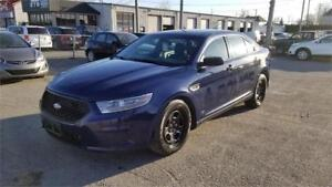 2015 Ford Taurus Police Interceptor AWD