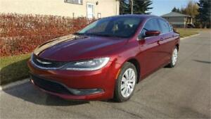 2015 Chrysler 200 LX-Low Mileage Only 30,000 km