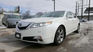 2009 Acura TL SH-AWD//No Accident//Nav//R Cam//1 Yr Warranty