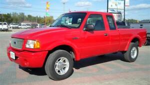 2003 Ford Ranger Edge Super Cab RWD **ONLY 113,000kms!**