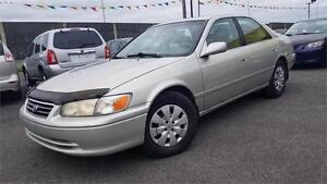 Toyota Camry LE 2001 Automatique Roule comme neuf 1700$