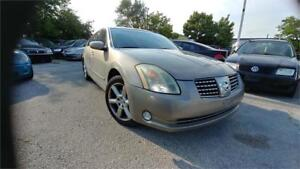 2004 Nissan Maxima 3.5 SE - TRADE IN FIRE SALE CLEAR OUT!