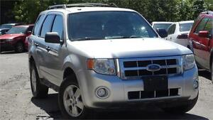 2010 Ford Escape XLT wih safety