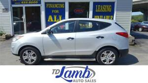 2013 Hyundai Tucson GLS **WOW! MUST GO! All Wheel Drive!!