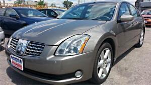 2004 Nissan Maxima SE / 103K !!! / ONE OWNER / CLEAN CARPROOF