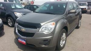 2012 Chevrolet Equinox LS AWD, 136k, ACCIDENT-FREE, AUTO