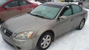 2002 Nissan Altima 2.5 3 Months Warranty Free