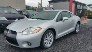 2008 Mitsubishi Eclipse,IMPECABLE CONDITION, GARANTIE 1 ANS