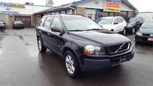 2004 Volvo XC90/AS IS/SUNROOF/LEATHER/7 SEATER/IMMACULATE $2999