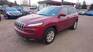 2015 Jeep Cherokee North AFFORDABLE SUV