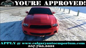 2012 Ford Mustang V6 Premium 2dr Coupe