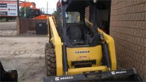Yanmar Skid Steer
