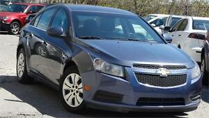 2014 Chevrolet Cruze 1LT with safety