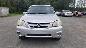 MAZDA TRIBUTE 2005+AUTOM.+MAGS+INSPECTE+A/C+ABORDABLE++