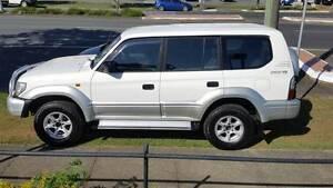 Finance Today this 2002 Toyota Prado GXL LandCruiser - Auto - 4x4 Westcourt Cairns City Preview