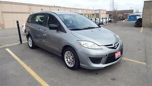 2010 Mazda Mazda5 GS/AUTOMATIC/AM/FM/CD PLAYER/CERTIFIED*$5499*